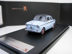 NSU-Fiat Weinsberg 500 1960 Light Blue 1:43 Premium X
